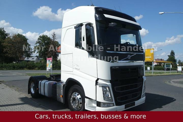 Volvo FH 500 Globetrotter - 2013