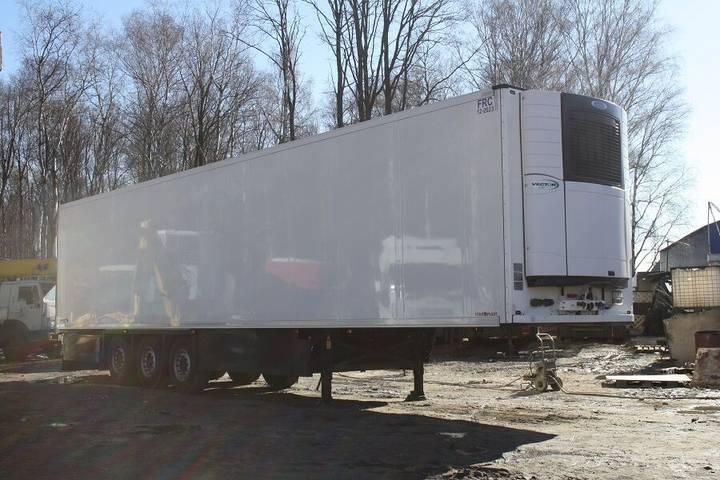 Schmitz Cargobull sko 24 - 2016
