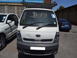 kia k2700 workhorse with full service record Power Steering Ra
