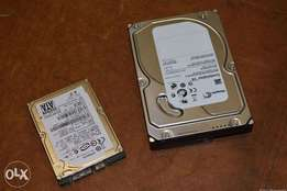 Selling internal HARD DISK for both laptop and desktops..we deliver