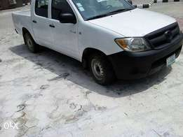 Toyota Hilux for sale at a very affordable price.