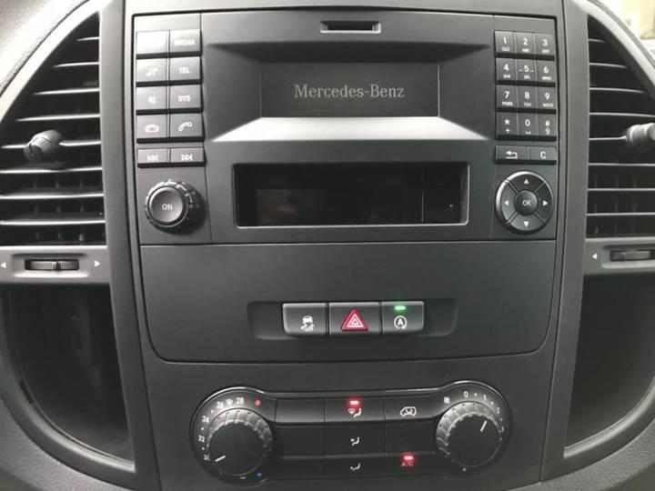 Mercedes-Benz VITO KASTEN 114 CDI LANG KLIMA, AHK, CHROM - 2017 - image 9