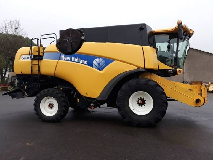 New Holland Cx 8080 Sl - 2009 - image 5