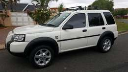 land rover freelander td4 automatic HSE