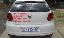 2013 Polo 6, 1.6 Low Mileage 70000km