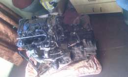Audi S3 2008 motor and gearbox,diff and propshaft and many more.