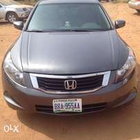 mint numbered 2008 Honda Accord for sale