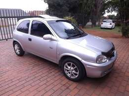 Reduced opel corsa lite for sale R19000