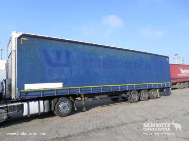 Schmitz Cargobull Prelată glisantă Mega - 2011