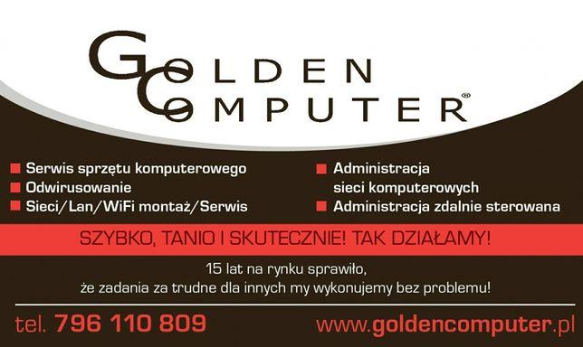 1 Pogotowie Komputerowe Serwis Komputerowy Golden Computer Kraków