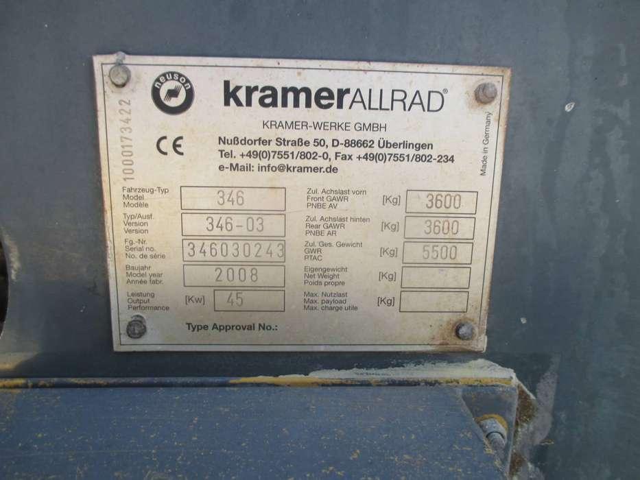 Kramer 346 - 2008 - image 4