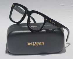 Balmain Acetate Glasses Eyeglasses Optical Frames