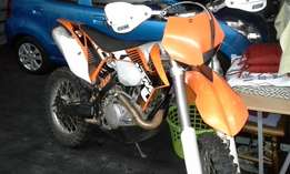 KTM 500 XC-W Fuel Injection