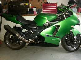 Kawasaki Ninja ZX - 12 for sale