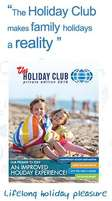 15 Holiday Club Points