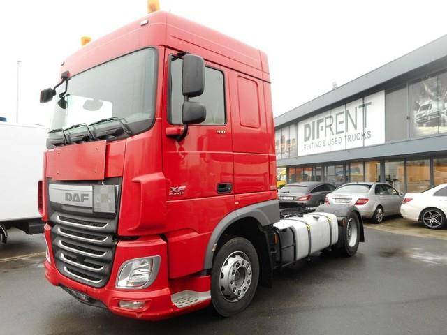 DAF XF 510 FT SPACE CAB - 2014