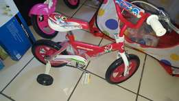 small kiddies bike