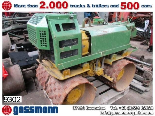 Rammax Grabenwalze RW 1402 - 1983