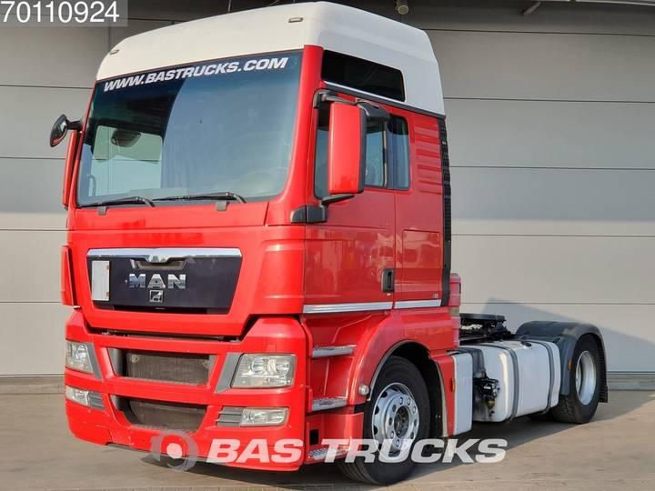 MAN TGX 18.440 XXL 4X2 Hydraulic Euro 5 - 2011