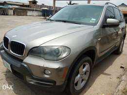 2008 BMW X5 ,fee months used