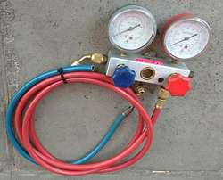 Re-Gas Regulator Set
