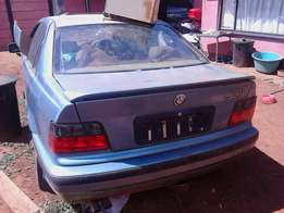 BMW striping for parts