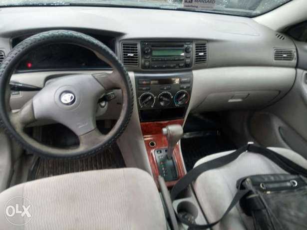 Firstbody Registered 2006 Toyota Corolla LE For N1.350M Amuwo - image 2