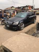 8 months used Mercedes-Benz C300 (2008) 4matic full option