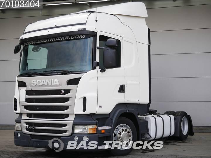 Scania R440 4X2 Retarder Mega Euro 5 - 2013