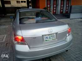 Top of the class slightly Nigerian used 2010 Honda accord 4 u