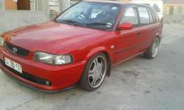 Toyota Tazz 160i mags very good condition