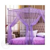 Mosquito net with metallic Stand