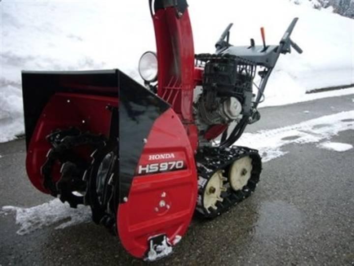 Honda HS 970 - 2009