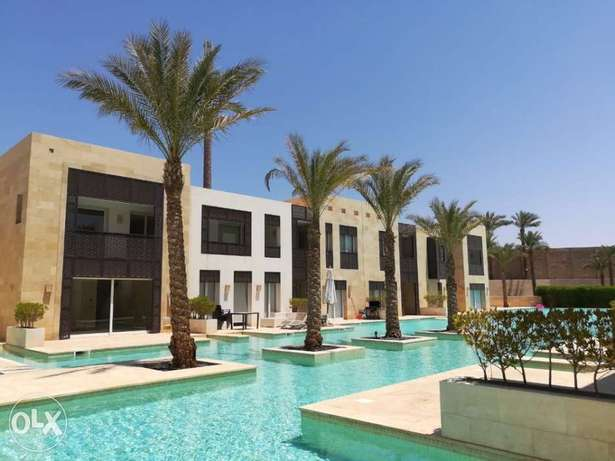 one bedroom in scarab club in El Gouna for rent short term