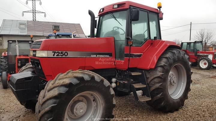 Tractor Case IH Magnum 7250