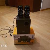 URGENT SALE!! Creative A250 2.1 Speakers for R350