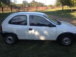 2003 opel corsa 14i for sale or to swop for doublecab