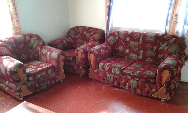 Four seater sofa set Manyatta 'B' - image 2