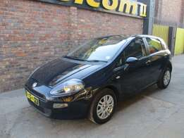 2013 Fiat Punto 1.4 Eay Multi air