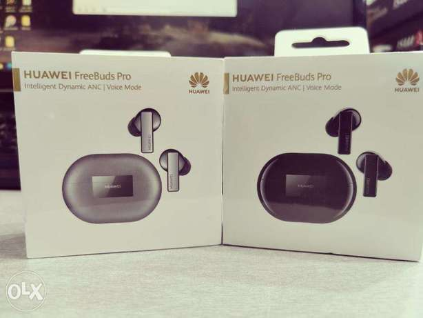 HUAWEI FreeBuds Pro, Intelligent Noise Cancellation,3-mic System,Quick