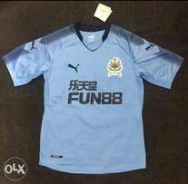 Authentic Newcastle 2017/18 Season Official Away Jersey