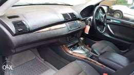 BMW X5 well maintained still in good condition