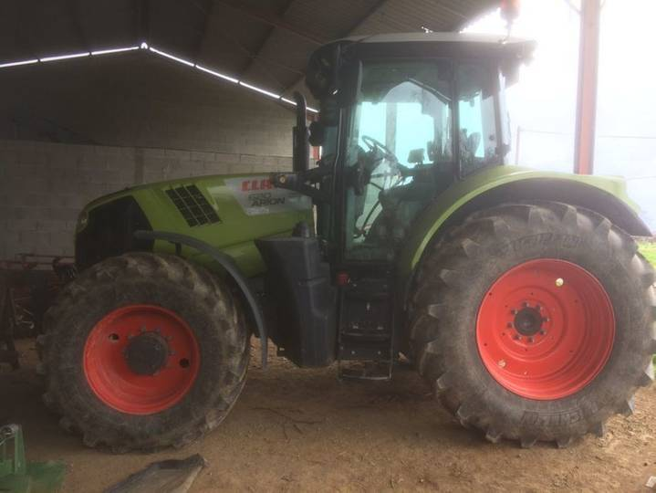 Claas arion 620 cis - 2017