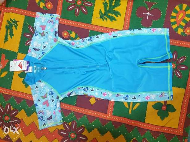 Swimsuit for girls 5-8 years old