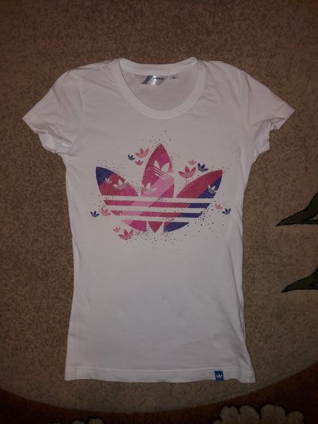 T Shirt Adidas Damski OLX.pl