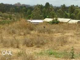Very Prime and Affordable Plots For Sale In Ruiru 5km From Thika Road