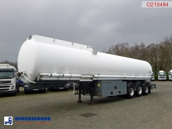 LAG Fuel tank alu 41 m3 / 1 comp / ADR 10/2019 - 2002