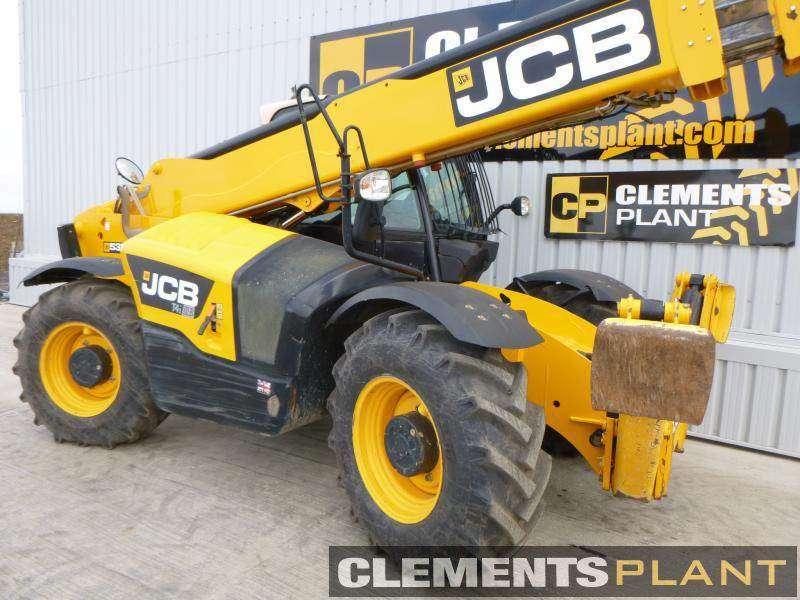 JCB 535-140 Hi-viz - 2014 for sale | Tradus