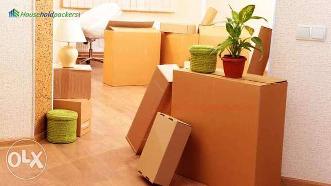 House shifting packing service