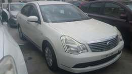 Fully loaded Nissan Bluebird Sylphy available for sale.